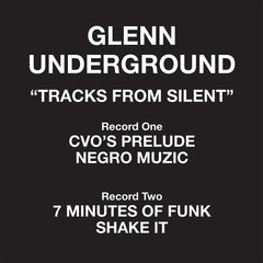 Glenn Underground - Tracks From Silent 2LP