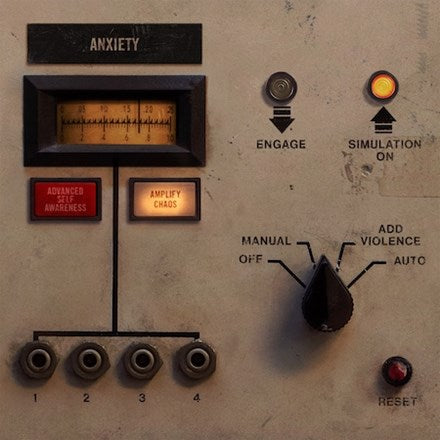 Nine Inch Nails - Add Violence EP