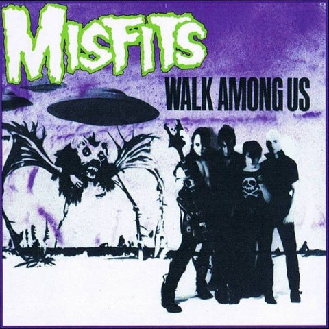 Misfits - Walk Among Us LP (140g gatefold)