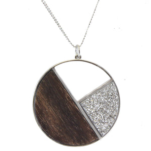CAMILLE CIRCLE NECKLACE