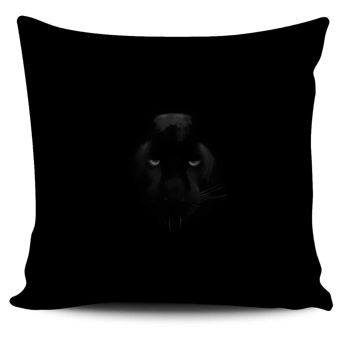 Big Cats Pillow Covers (Panther) Umisfashion Store