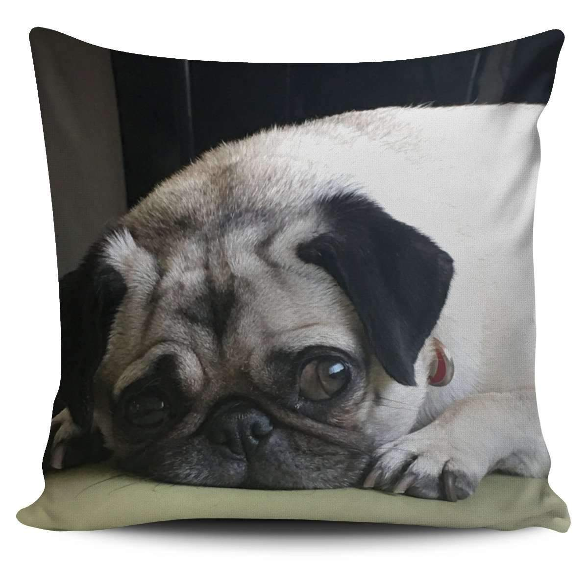 Pug Sophie Pillow Cover Umisfashion Store