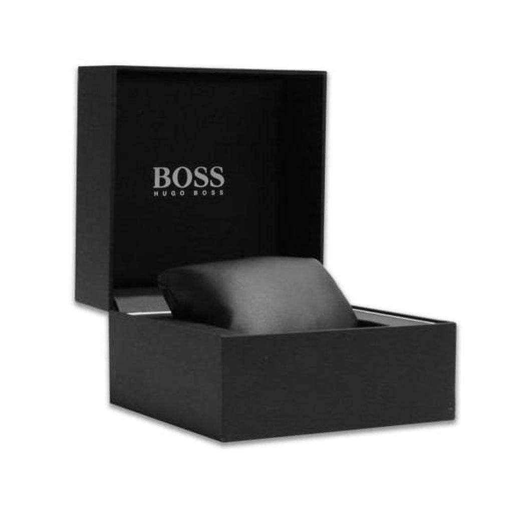 Hugo Boss Mens HB 1513198 Ambassador Chronograph Watch Steel Umisfashion Store