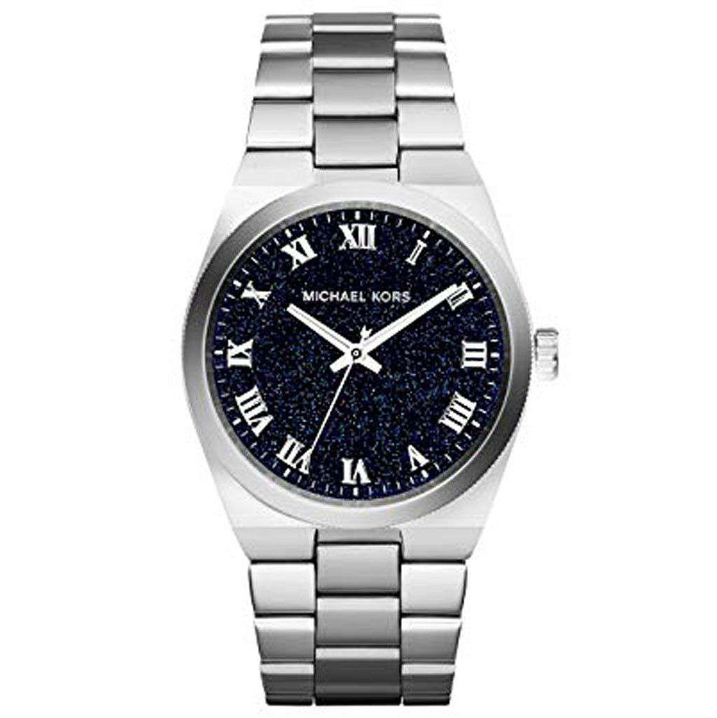 Michael Kors MK 6113 Channing Stainless Steel Ladies Watch Steel Umisfashion Store
