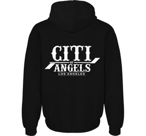 Citi Of Angels Pullover Black