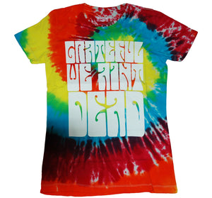 "The Citi-Team_Grateful We Aint Dead ""Traditional"" Tie Dye"