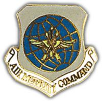 AIR MOBILITY CMD HAT PIN