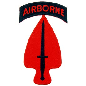 160th Airborne Special Forces Army Patch