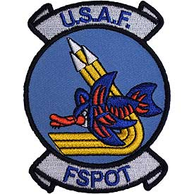 FSPOT Air Force Patch