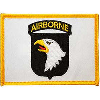 101st Airborne Flag Army Patch