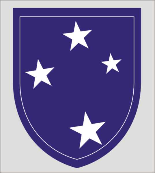 23rd Infantry Division (Americal) Decal
