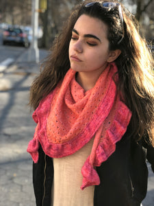 A Wink and A Whisper  |  Knitting Pattern