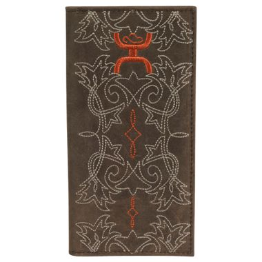 Embroidered Hooey Rodeo Wallet - 1910137W4
