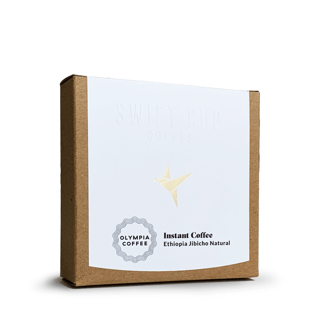 Instant Ethiopia Jibicho Natural by Swift Cup