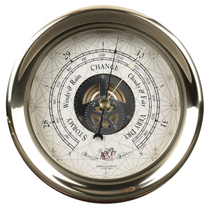 Captain's Barometer, Large