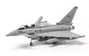 Eurofighter Typhoon T.3 ZK380 No.2(AC) Squadron - 100 Years of the RAF
