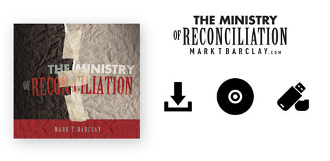 The Ministry of Reconciliation