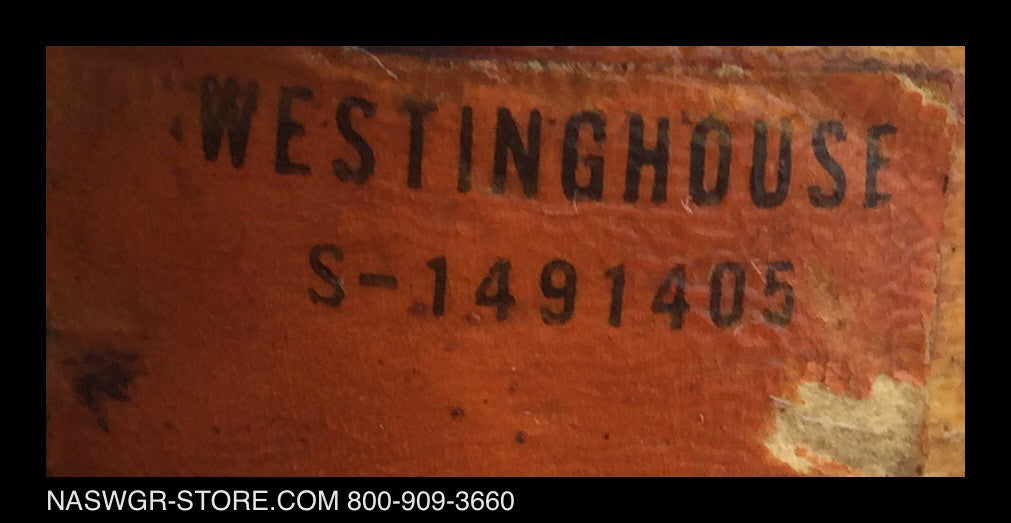 1491405 ~ Westinghouse 1491405 DS UV Device
