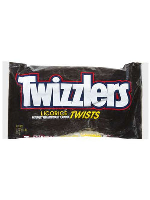 Twizzlers Licorice Candy Twists (454g)