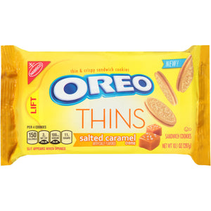 Oreo Thins Salted Caramel (286g)