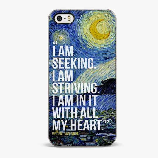Vincent Van Gogh iPhone 5/5S Case