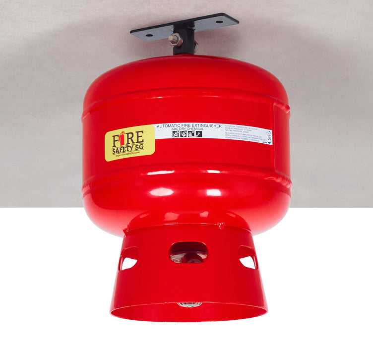 4.5KG ABC Dry Powder Automatic Fire Extinguisher