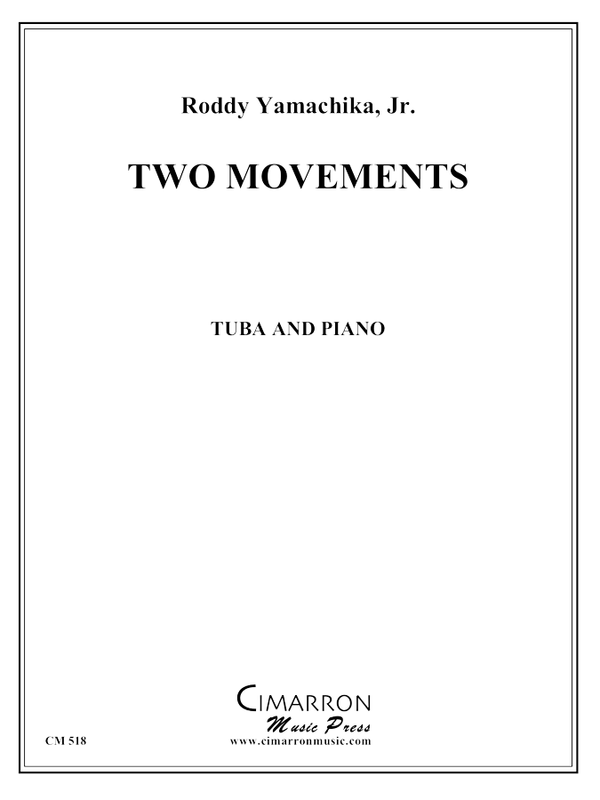 Yamachika - Two Movements for Tuba and Piano