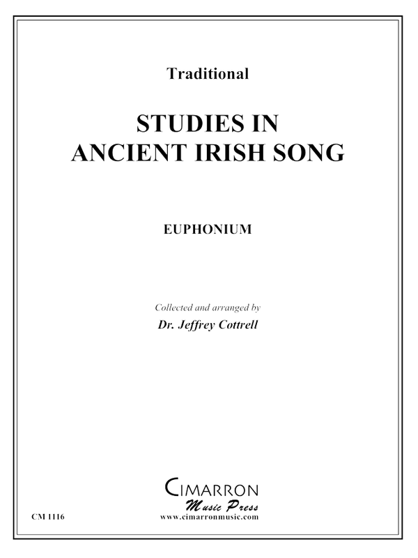 Cottrell - Studies in Ancient Irish Song - Euphonium