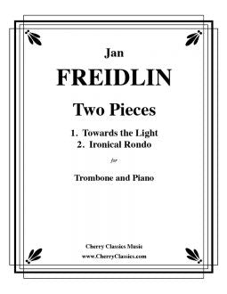 Freidlin - Two Pieces - Trombone and Piano