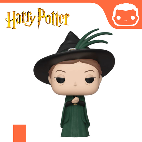 #TBC - Harry Potter - Minerva McGonagall (Yule)