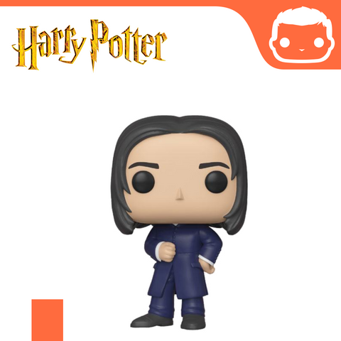 #TBC - Harry Potter - Severus Snape (Yule)