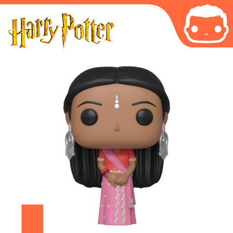 #TBC - Harry Potter - Parvati Patil (Yule)