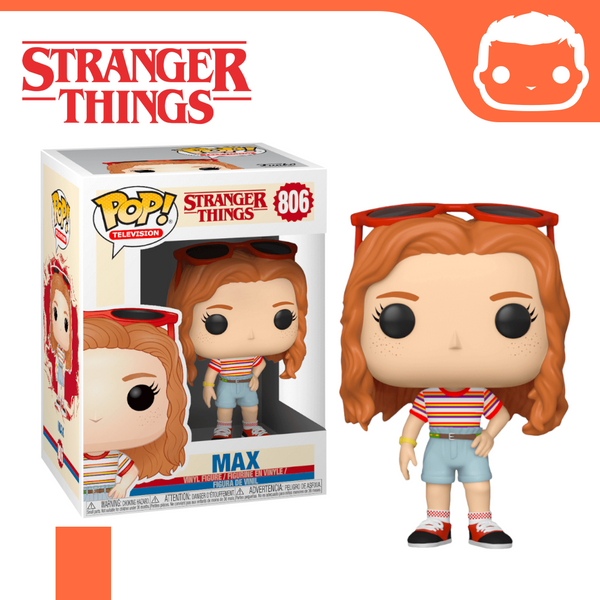 #806 - Stranger Things - Max