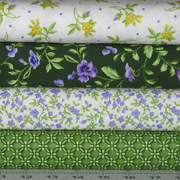 emmas garden fabric bundle