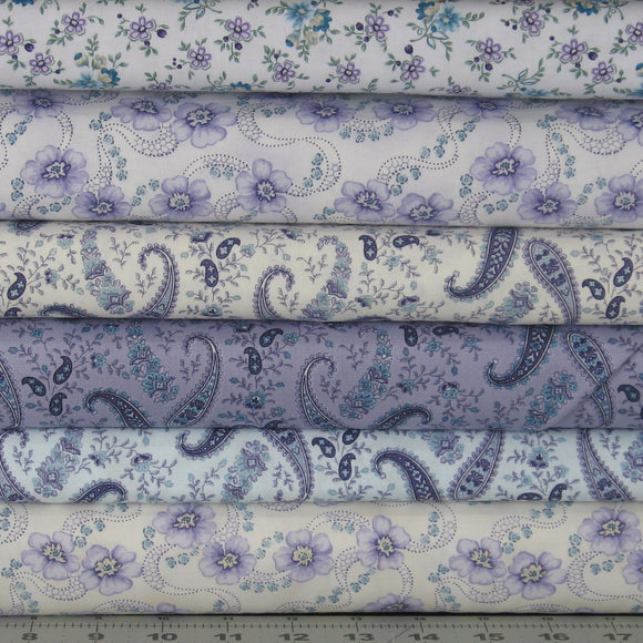 twilight garden fabric bundle