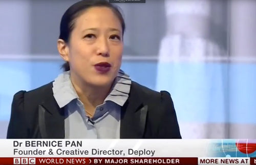 Sustainability: The Future of Fashion? BBC Talking Business LFW Interview
