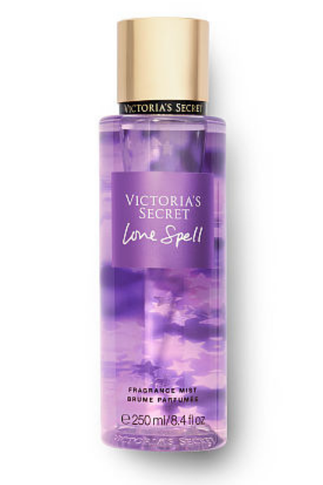 Victoria's Secret  Love Spell Fragrance Mists | BeeBabe.com