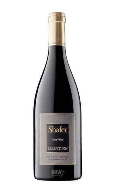 2015 Shafer Relentless Napa Valley Red Wine