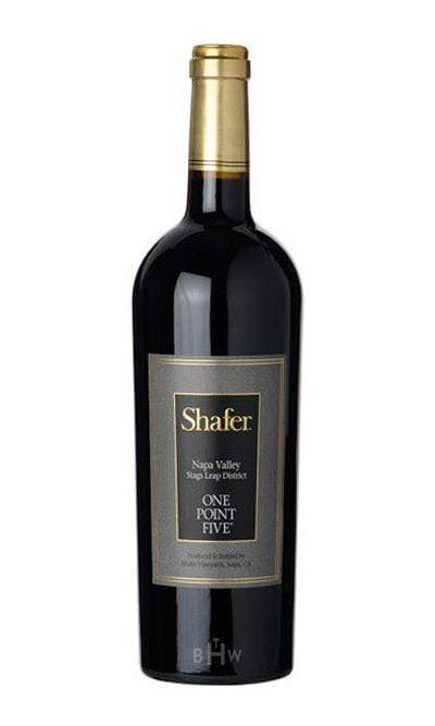 2015 Shafer One Point Five Cabernet Sauvignon (Stags Leap District) Napa