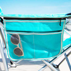 30A Sling Beach Happy® Chair with Built-in Cooler