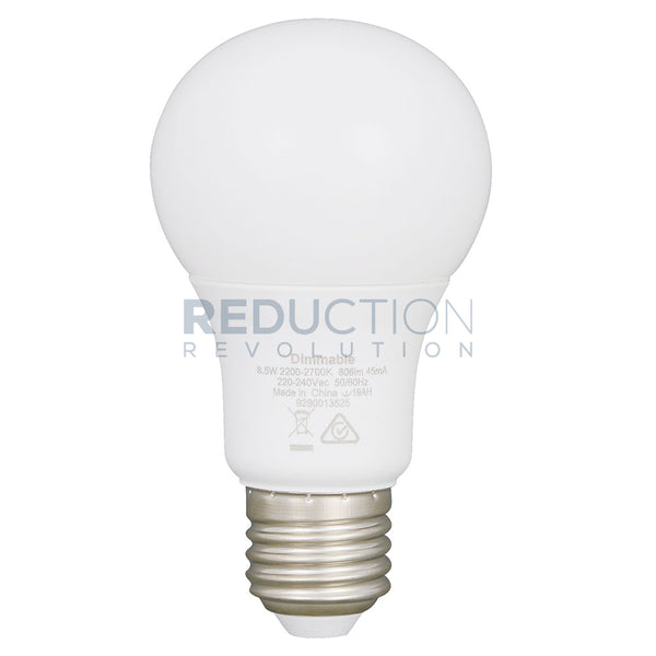 Philips Led Bulb 8 5w Edison Screw E27 Es 2700k Dimmable