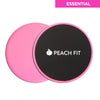 Peach Fit Core Sliders - Peach Fit