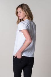 Frogmore Graphic T-Shirt In White
