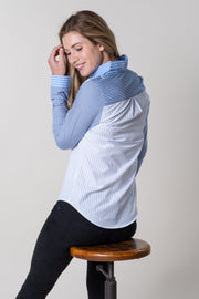 Brushford Colourblock Shirt