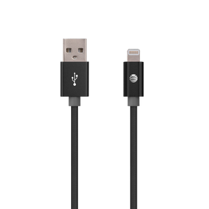 Charge & Sync Braided Cable with Lightning Connector