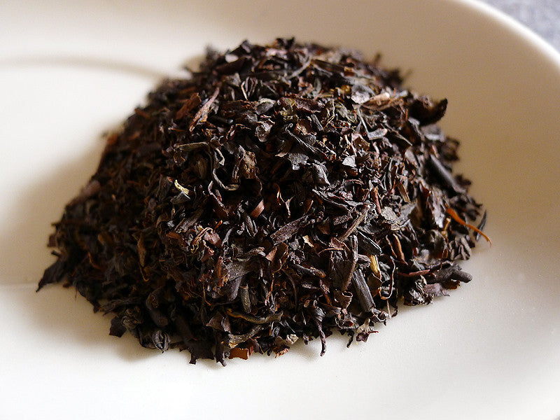 Decaffeinated Tea: McNulty's Earl Grey - McNulty's Tea & Coffee Co., Inc.
