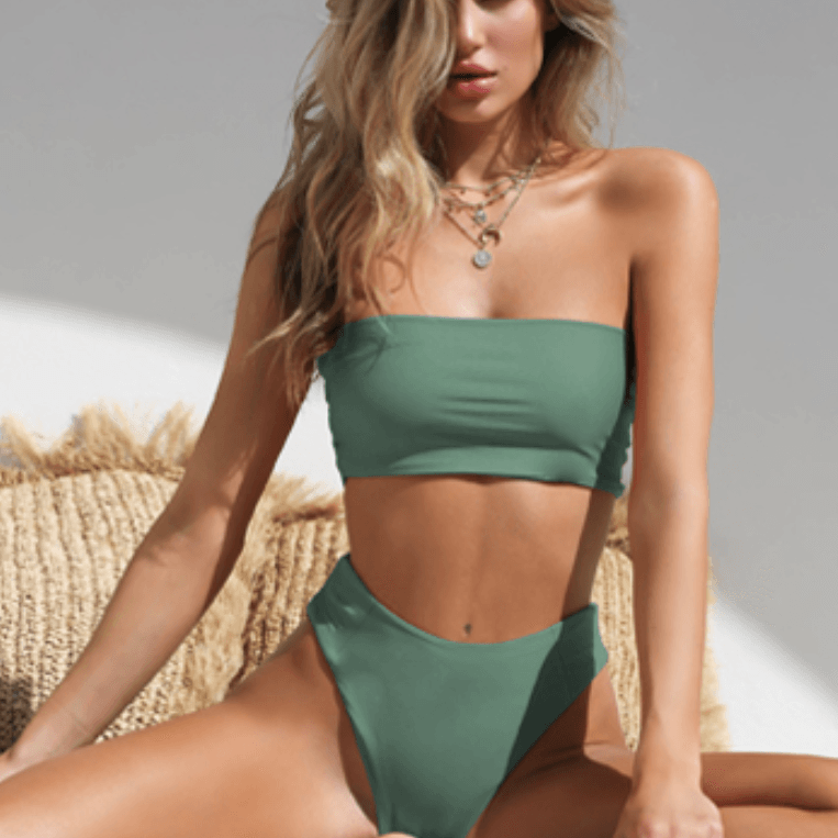 Bandeau Maillot (5 Colors)