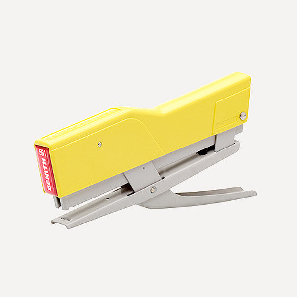 Zenith Stapler 591, Yellow / Beige Color - Readymade Objects Shop