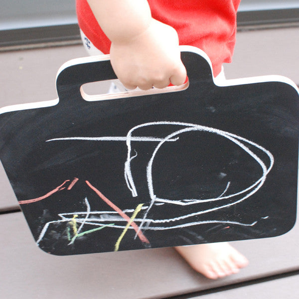 Briefcase Chalkboard - Readymade Objects Shop - 7