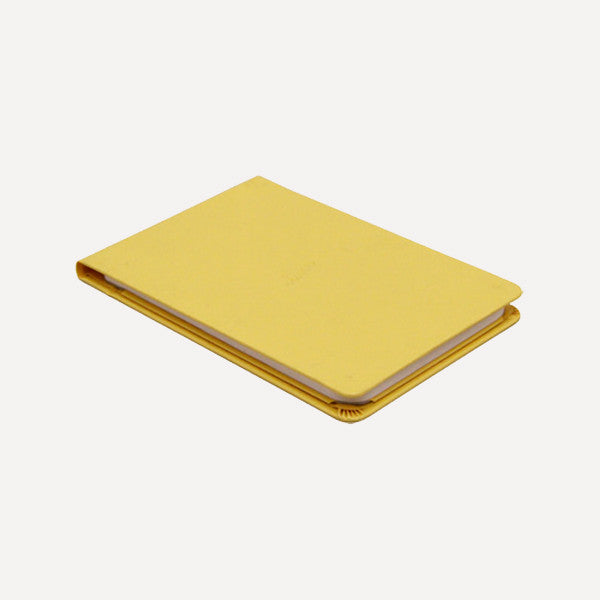 HUM Pocket Note, Yellow Color - Readymade Objects Shop - 2